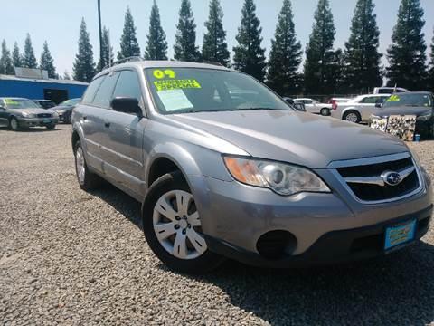 2009 Subaru Outback for sale in Clovis, CA