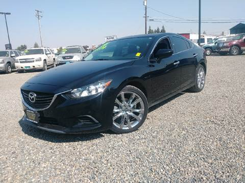 2014 Mazda MAZDA6 for sale in Clovis, CA