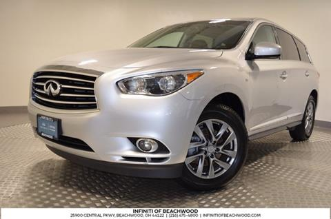 2014 Infiniti QX60 for sale in Beachwood, OH