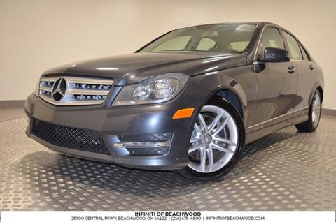 2013 Mercedes-Benz C-Class for sale in Beachwood OH