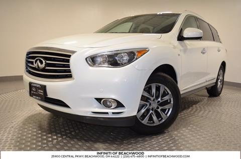 2014 Infiniti QX60 for sale in Beachwood OH
