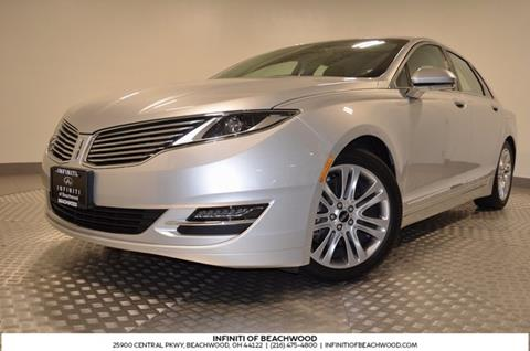 2014 Lincoln MKZ for sale in Beachwood, OH