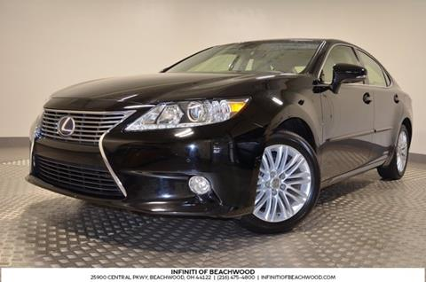 2013 Lexus ES 300h for sale in Beachwood, OH