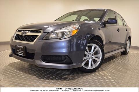 2014 Subaru Legacy for sale in Beachwood OH