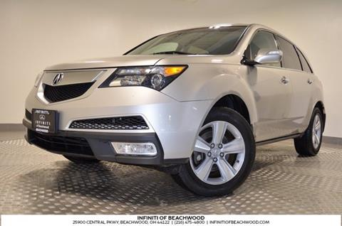 2011 Acura MDX for sale in Beachwood, OH