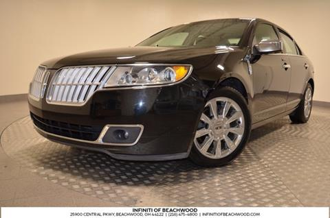 2012 Lincoln MKZ for sale in Beachwood OH