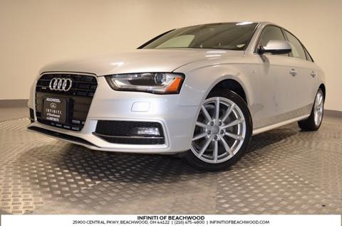 2014 Audi A4 for sale in Beachwood, OH