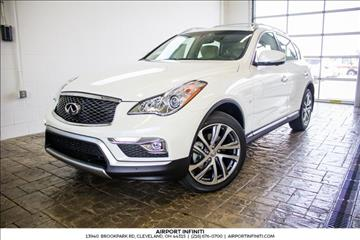 2017 Infiniti QX50 for sale in Cleveland, OH