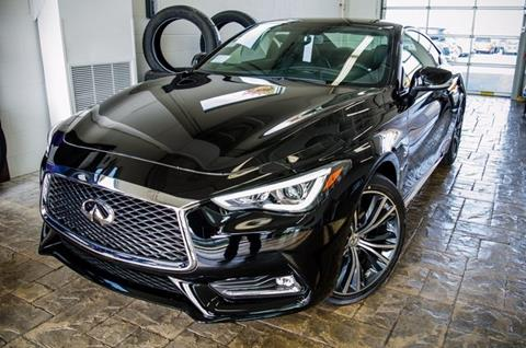 2017 Infiniti Q60 for sale in Cleveland, OH