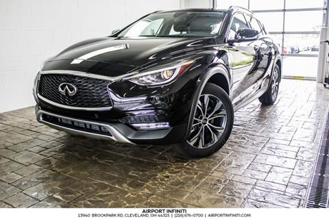 2018 Infiniti QX30 for sale in Cleveland, OH