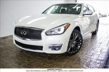 2017 Infiniti Q70L for sale in Cleveland, OH