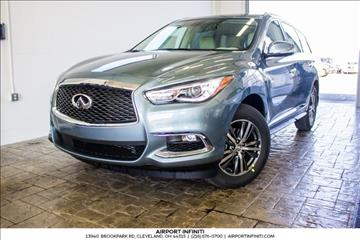 2017 Infiniti QX60 for sale in Cleveland, OH