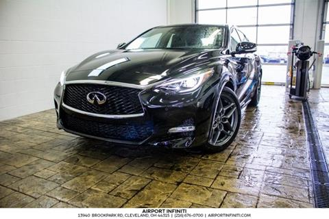2017 Infiniti QX30 for sale in Cleveland, OH