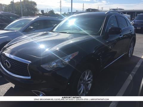 2015 Infiniti QX70 for sale in Cleveland, OH