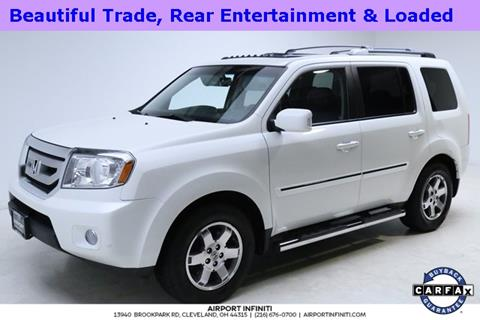 2011 Honda Pilot for sale in Cleveland, OH