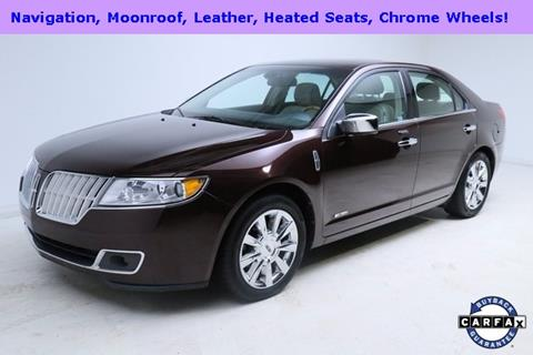 2011 Lincoln MKZ Hybrid for sale in Cleveland, OH