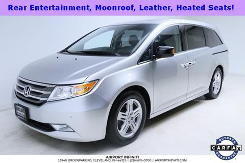2013 Honda Odyssey for sale in Cleveland, OH