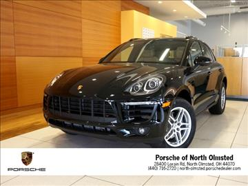 2017 Porsche Macan for sale in North Olmsted, OH