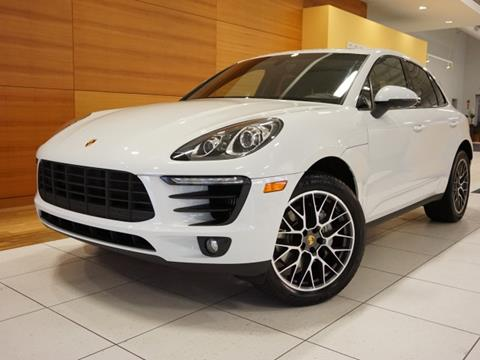 2016 Porsche Macan for sale in North Olmsted, OH