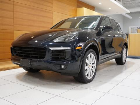2017 Porsche Cayenne for sale in North Olmsted, OH