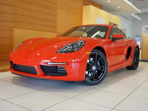 2018 Porsche 718 Cayman for sale in North Olmsted, OH