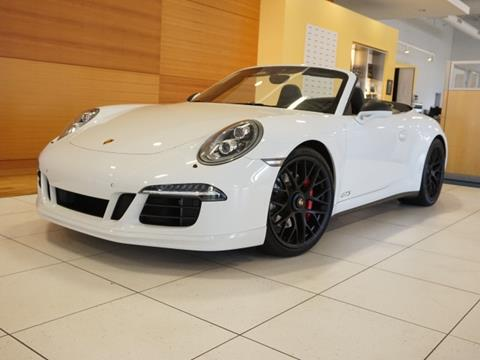 2015 Porsche 911 for sale in North Olmsted, OH