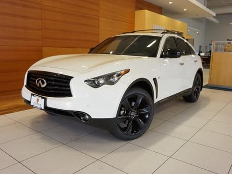 2015 Infiniti QX70 for sale in North Olmsted, OH
