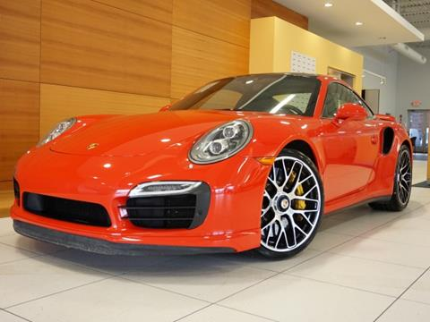 2014 Porsche 911 for sale in North Olmsted, OH