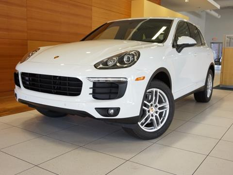 2018 Porsche Cayenne for sale in North Olmsted, OH