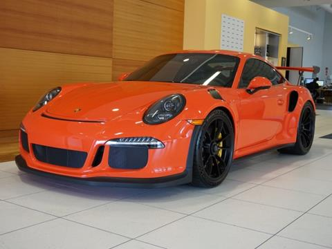 2016 Porsche 911 for sale in North Olmsted, OH