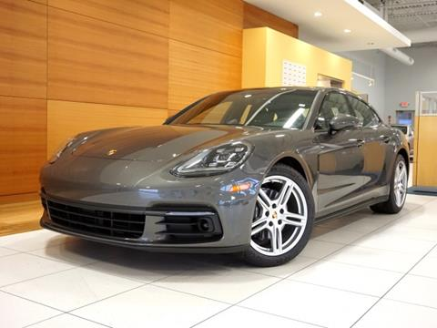2018 Porsche Panamera for sale in North Olmsted, OH