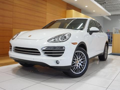 2014 Porsche Cayenne for sale in North Olmsted, OH