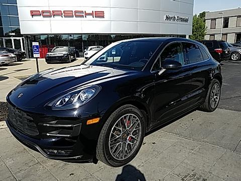 2015 Porsche Macan for sale in North Olmsted, OH