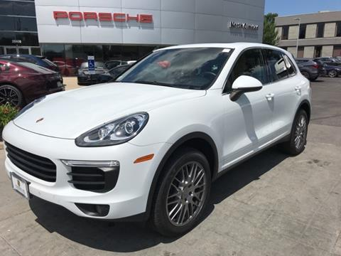 2016 Porsche Cayenne for sale in North Olmsted, OH