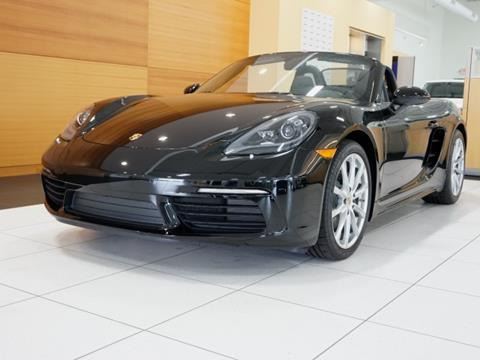 2019 Porsche 718 Boxster for sale in North Olmsted, OH