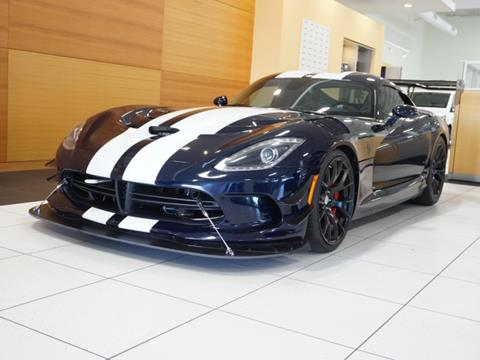 Dodge Vipers For Sale >> Dodge Viper For Sale In Southport Nc Carsforsale Com