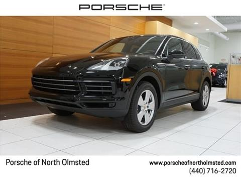 2019 Porsche Cayenne for sale in North Olmsted, OH