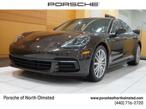 2019 Porsche Panamera for sale in North Olmsted, OH