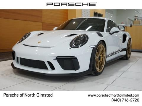 2019 Porsche 911 for sale in North Olmsted, OH