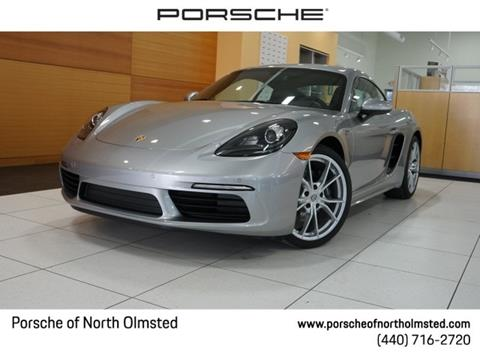2019 Porsche 718 Cayman for sale in North Olmsted, OH