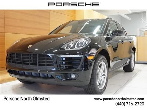 2018 Porsche Macan for sale in North Olmsted, OH