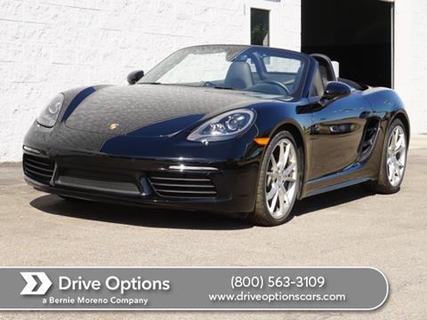 2018 Porsche 718 Boxster for sale in North Olmsted, OH
