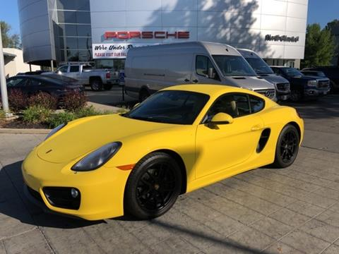 2016 Porsche Cayman for sale in North Olmsted, OH