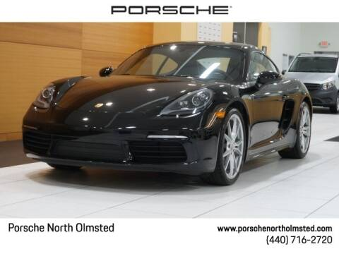 2017 Porsche 718 Cayman for sale in North Olmsted, OH