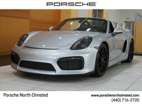 2016 Porsche Boxster for sale in North Olmsted, OH