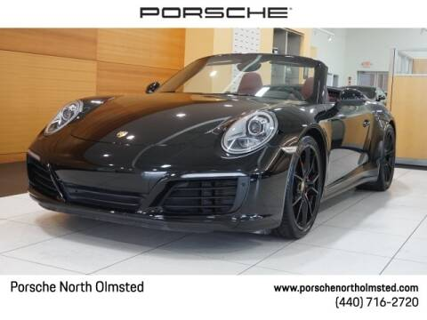 2017 Porsche 911 for sale in North Olmsted, OH