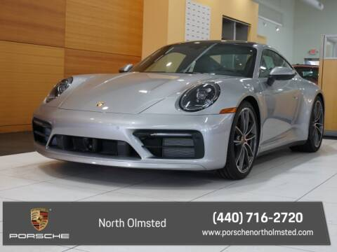 2020 Porsche 911 Carrera 4S for sale at PORSCHE OF NORTH OLMSTED in North Olmsted OH