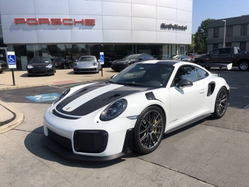 2018 Porsche 911 for sale at PORSCHE OF NORTH OLMSTED in North Olmsted OH