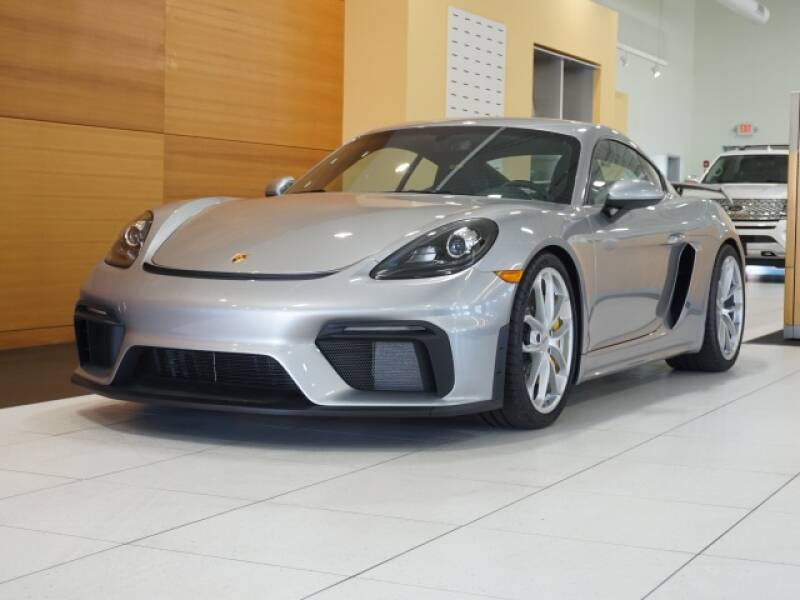 2020 Porsche 718 Cayman for sale at PORSCHE OF NORTH OLMSTED in North Olmsted OH