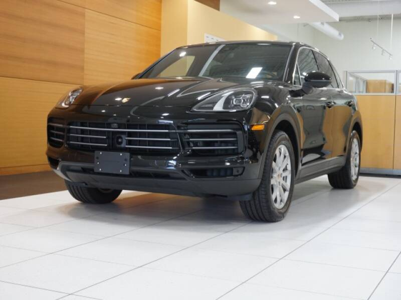 2020 Porsche Cayenne for sale at PORSCHE OF NORTH OLMSTED in North Olmsted OH
